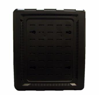 TLB-100 Quad Core Thin Client Computer - Side View